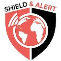 Shield and Alert icon