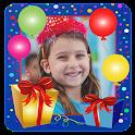 Kids Birthday Photo Frames icon