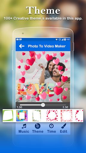 Photo Video Maker With Music-Movie Maker 5.3 screenshots 4