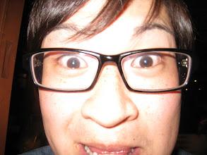 Photo: 食欲を抑えてくれるダイエット顔。