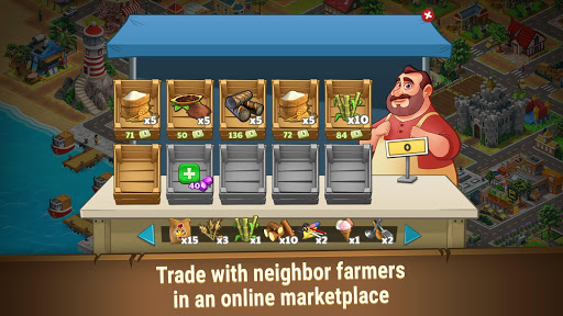 Farm Dream: Village Harvest - Town Paradise Sim 1.3.0 screenshots 14
