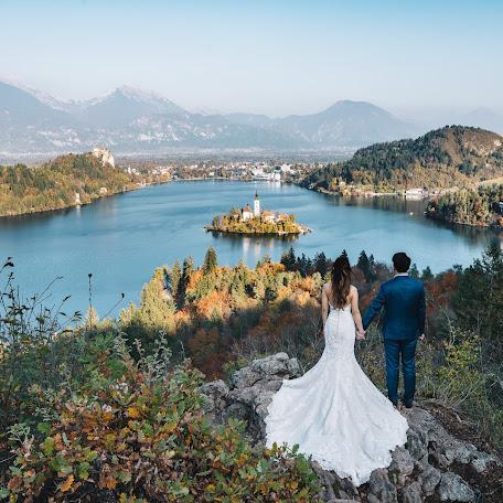 Fotógrafo de bodas Andrey Tebenikhin (atshoots). Foto del 06.12.2017