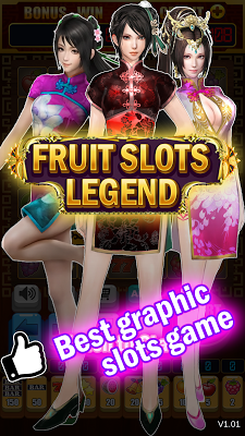 Fruit Slots Legend - screenshot