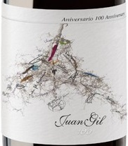 Logo for Juan Gil 100th Anniversary Red Blend