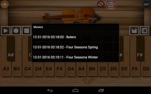 Professional Violin 3.0.1 screenshots 21