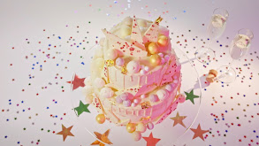 The New Year's Eve Fizzy Cake thumbnail