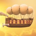 Sky Battleship - Total War of Ships icon