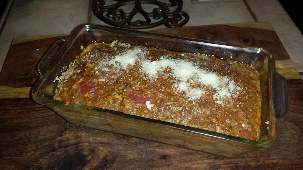 Anything But  Meatloaf Recipe