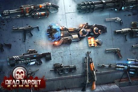 DEAD TARGET: Zombie Shooting 8