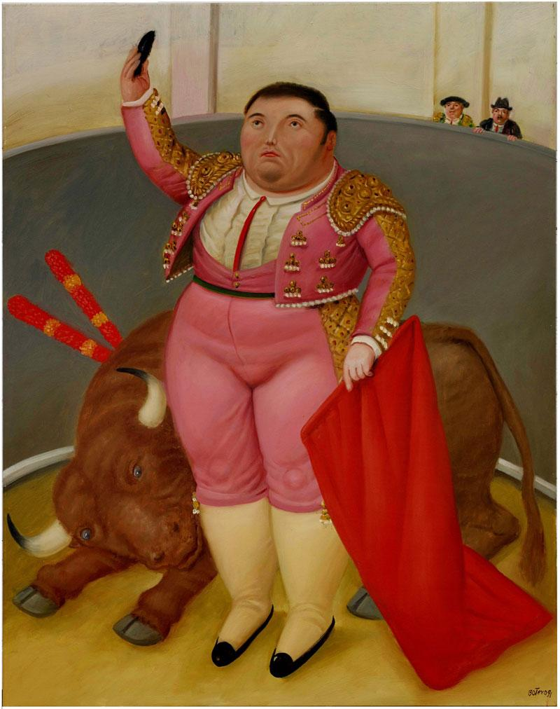 Fernando Botero: A voluptuous imagination | Philstar.com