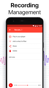 Voice Recorder: Audio Recording App Screenshot