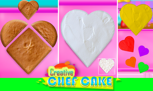 Amazing Cake Maker Cooking Artist! DIY Cake Hacks 1.0.2 screenshots 4