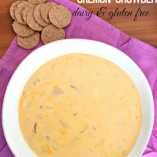 Salmon Chowder Dairy Free Recipes