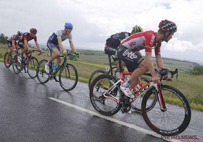Zondag nog complimenten voor winnaar De Gendt, maar Lotto Soudal-ploegmaat kwam niet meer aan de start in Dauphiné