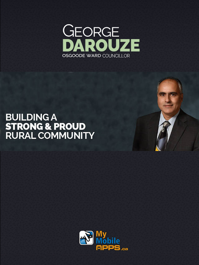 George Darouze - Osgoode Ward- screenshot