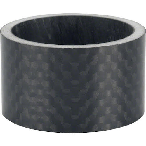 "Wheels MFG 20mm 1-1/8"" Carbon Headset Spacer"