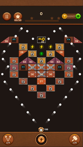 Brick Breaker: Legend Balls apktram screenshots 2
