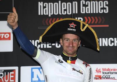 Timothy Dupont winst strandrace Egmond-Pier-Egmond