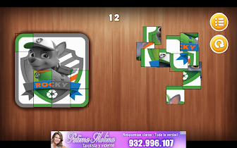Paw Puppy Patrol Puzzle - screenshot thumbnail 14