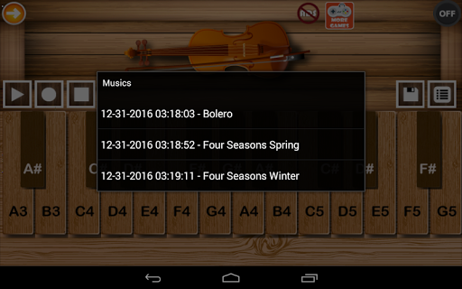 Professional Violin 3.0.1 screenshots 5