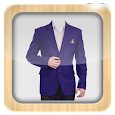 Man Casual Suit Photo icon