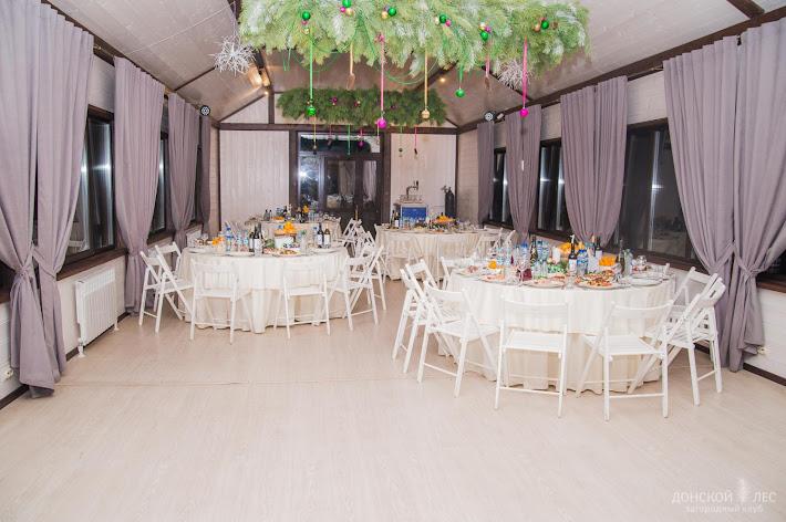 Фото №12 зала Зал «Лесной»