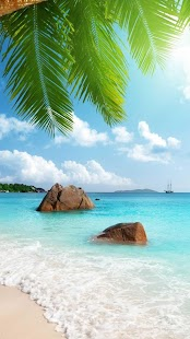 HD Beach Wallpapers - náhled