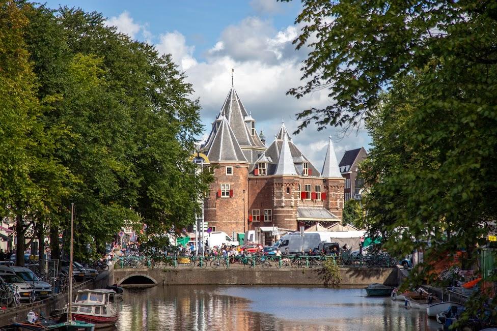 Amsterdam, Waag, Nieuwmarkt