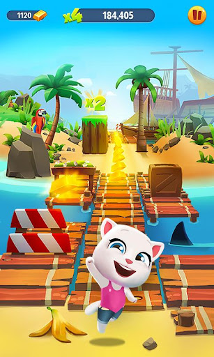 Talking Tom: u00a1A por el oro!  trampa 3