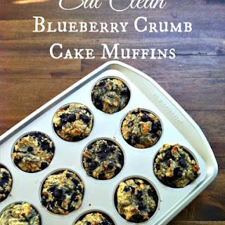Blueberry Crumb Cake Muffins.