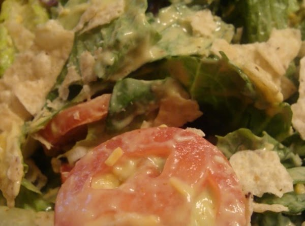 Tossed Mexican Salad Recipe