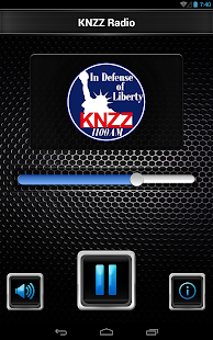 KNZZ Radio- screenshot thumbnail