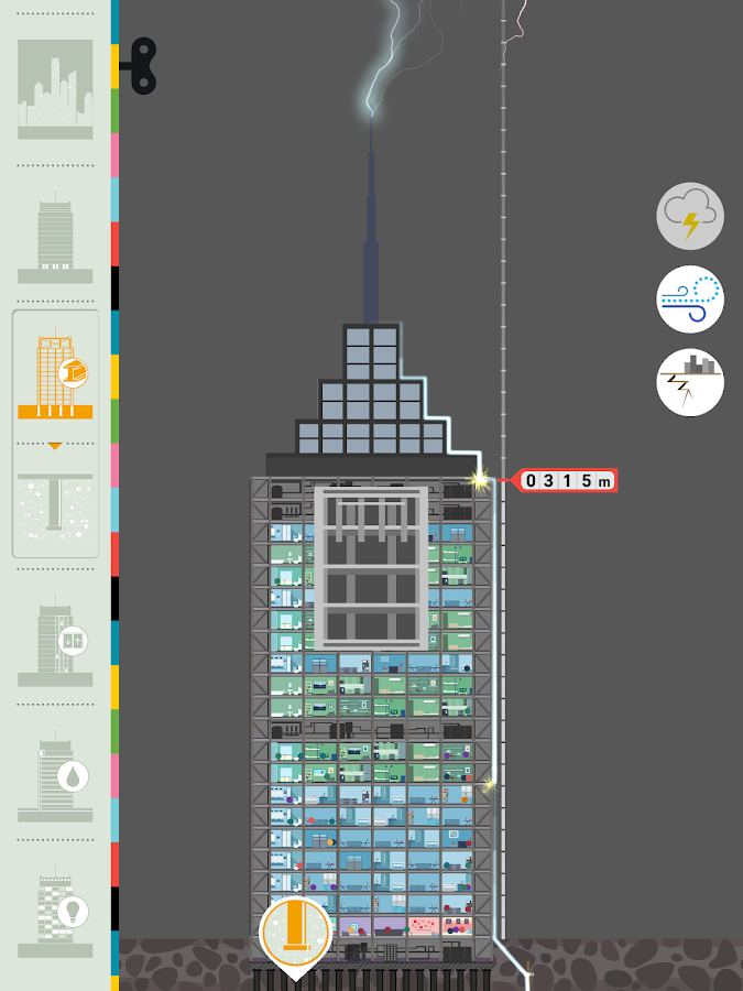 Skyscrapers by Tinybop- screenshot