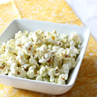 Coffee Flavored Popcorn Recipes
