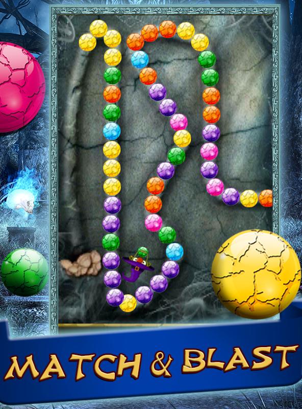 Скриншот Волшебные Шарики