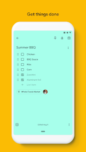 Google Keep – Notes and Lists 2