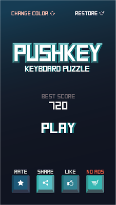 PushKey - screenshot