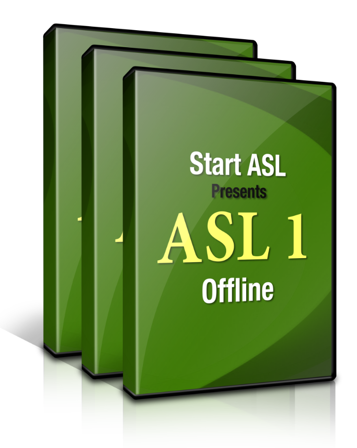 Start ASL Offline Package