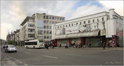 Photo: Cluj-Napoca - Piata Mihai Viteazul - statie auto spre Turda - 2018.04.27