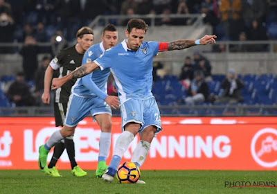 """Lucas Biglia se trompe de club: """"Forza Lazio"""""""