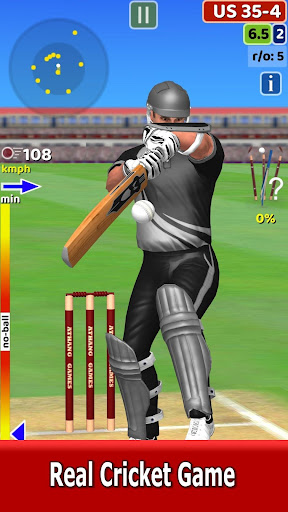 Télécharger Cricket World Domination - a cricket game for all apk mod screenshots 1