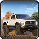 Cargo Transport Truck Off-Road icon