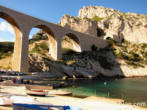 Photo: 083-calanque de La Vesse