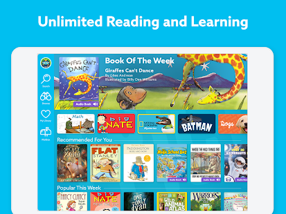 Epic! Unlimited Books for Kids - náhled