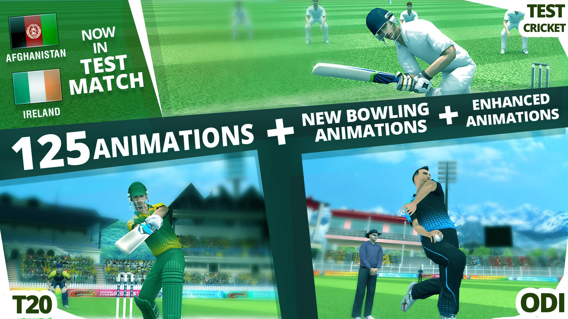 World Cricket Championship 2 Mod Apk (Unlimited Money) 2.8.2.3 Latest Version 3
