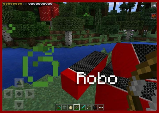 Guide for Robotic Craft Mod