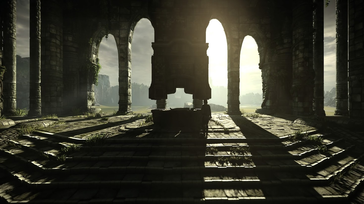 shadow of the colossus ps4 recenzja opinie