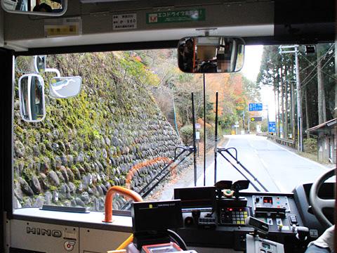 奈良交通「八木新宮線」 ・960 五條~上野地間 その6
