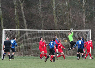 Photo: 21/01/12 v Staplehurst Monarchs United (Weald of Kent Charity Cup Q-F) 0-3 - contributed by Paul Roth