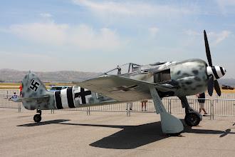 Photo: Focke-Wulf FW-190A